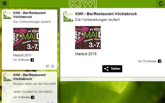KIWI Bar-Restaurant apk screenshot