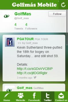 Golfmás screenshot 2