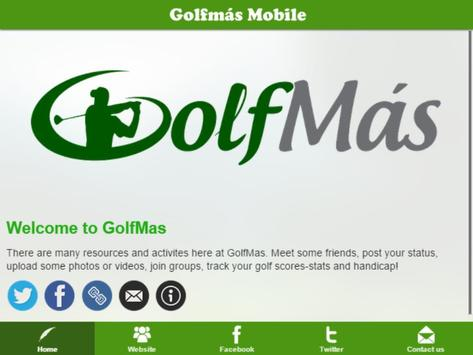 Golfmás screenshot 5