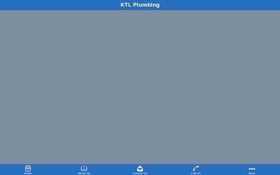 KTL Plumbing poster