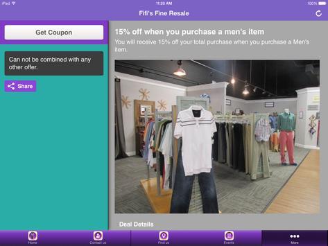 Fifi's Fine Resale apk screenshot