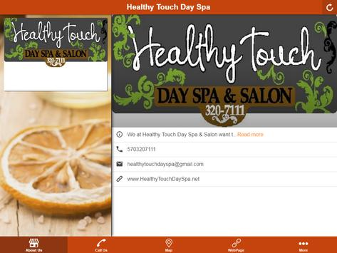 Healthy Touch Day Spa screenshot 3