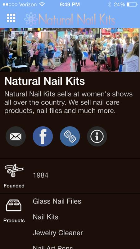 Natural Nail Kits APK Download - Free Business APP for Android ...