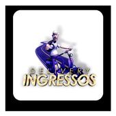 Delivery Ingressos icon