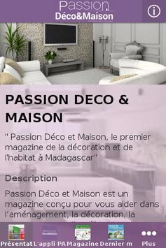 PASSION Déco & Maison apk screenshot