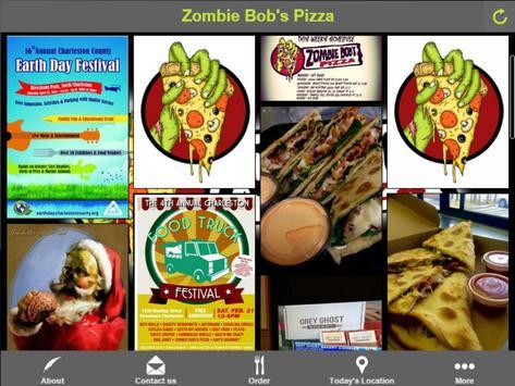 Zombie Bob's Pizza screenshot 5