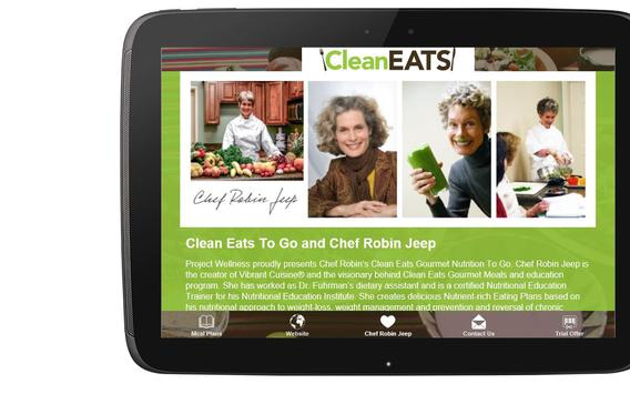 Clean Eats apk screenshot