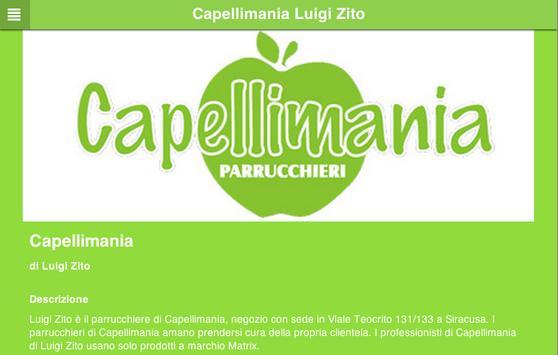 Capellimania di Luigi Zito screenshot 5