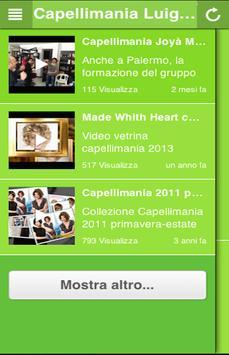 Capellimania di Luigi Zito screenshot 12