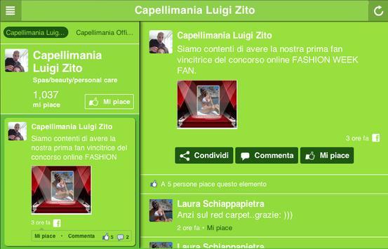 Capellimania di Luigi Zito screenshot 1