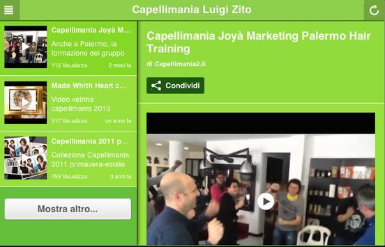 Capellimania di Luigi Zito screenshot 3