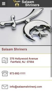 Salaam Shriners screenshot 2