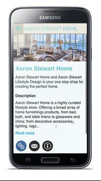 Aaron Stewart Home poster