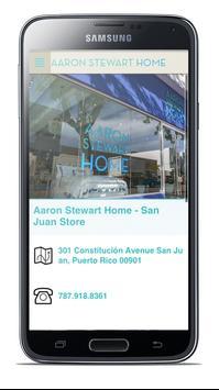 Aaron Stewart Home screenshot 1