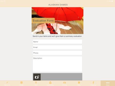 Alaskan Dames Consignment apk screenshot