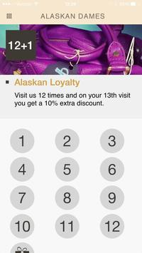 Alaskan Dames Consignment poster