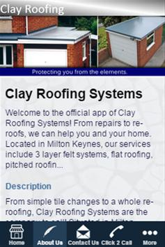 Clay Roofing apk screenshot
