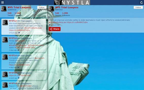 NYSTLA screenshot 5