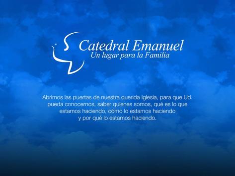 Catedral Emanuel apk screenshot
