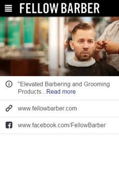 Fellow Barber apk screenshot