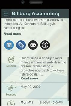 Billburg Accounting Services screenshot 1