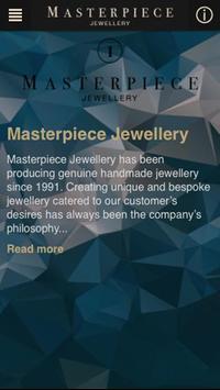 Masterpiece Jewellery poster