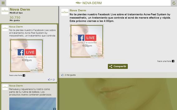 Nova Derm apk screenshot