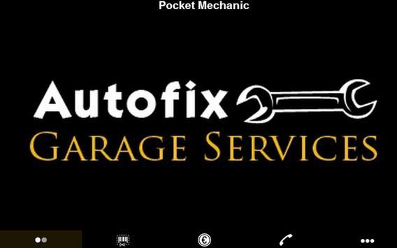 Pocket Mechanic screenshot 2