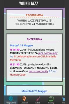 Young Jazz poster