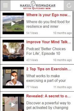 Nakul's Personal Coaching apk screenshot