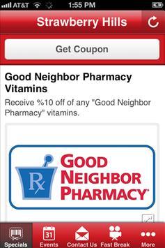Strawberry Hills Pharmacy apk screenshot