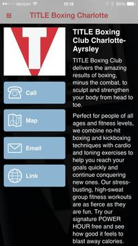 Title Boxing Ayrsley screenshot 1