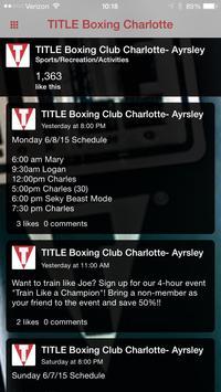 Title Boxing Ayrsley screenshot 2