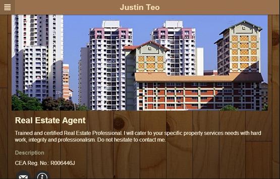 Justin Teo screenshot 1