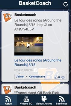 Basketcoach poster