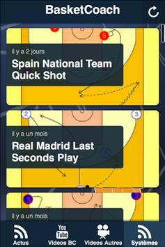 Basketcoach screenshot 1