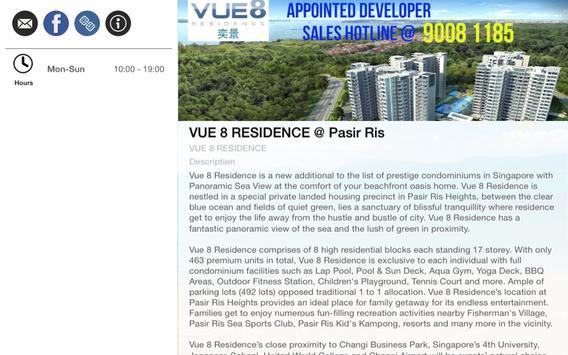 Vue8 Residence screenshot 5