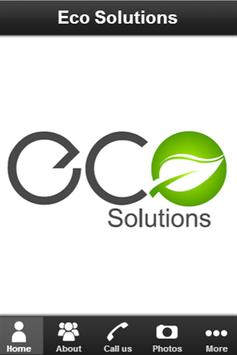 Eco Solutions Limited poster
