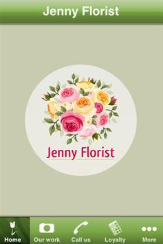 Jenny Florist poster