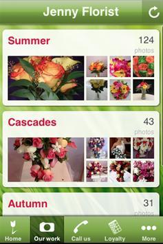 Jenny Florist screenshot 1