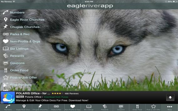 Eagle River App apk screenshot