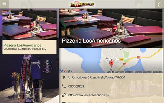 Pizzeria LosAmericanos apk screenshot