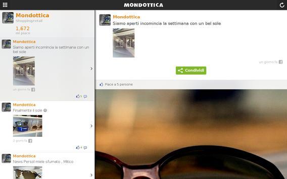 Mondottica apk screenshot