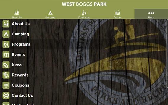 West Boggs Park apk screenshot
