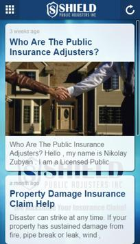 Shield Public Adjusters screenshot 2