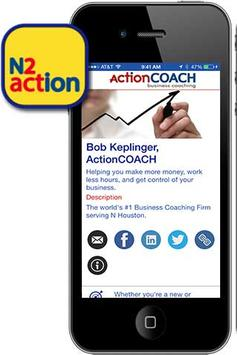 Business Coach The Woodlands poster