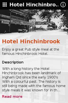 Hotel Hinchinbrook screenshot 1