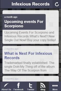 Infexious Records screenshot 2
