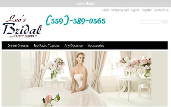 Leo's Bridal apk screenshot