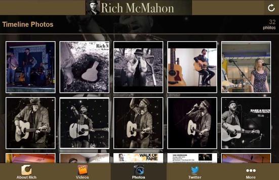 Rich McMahon apk screenshot